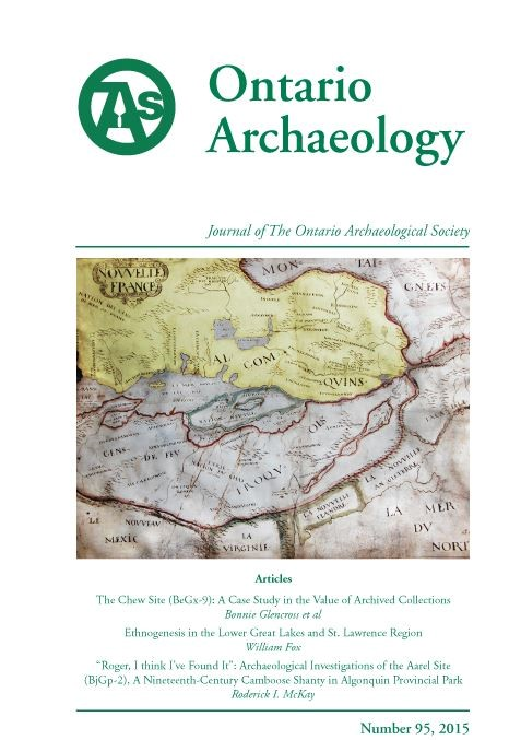 2015 OAS journal cover volume 95